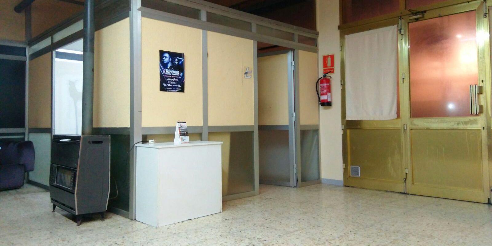 GANDESA Aula Professors - Secretaria - Despatx